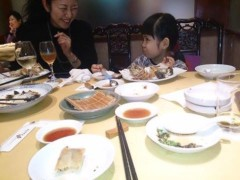田村月子 公式ブログ/今年初、上海蟹ぃ! 画像3