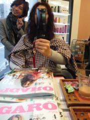 田村月子 公式ブログ/雪・・・そしてワインレッド! 画像1