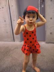 田村月子 公式ブログ/久しぶりにプール 画像1