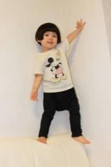田村月子 公式ブログ/完成!サルエルパンツ! 画像1