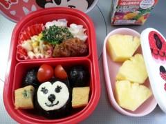 田村月子 公式ブログ/週一でお弁当^^ 画像1