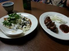 田村月子 公式ブログ/最後の上海蟹 画像1