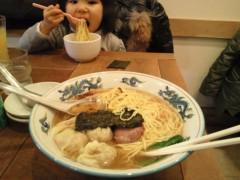 田村月子 公式ブログ/揺れたなぁ 画像1