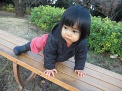 田村月子 公式ブログ/子供は風の子? 画像1