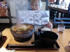 田村月子 公式ブログ/おばあちゃんとランチ^^ 画像1