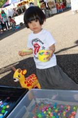 田村月子 公式ブログ/お祭りと床屋さん 画像1