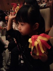 田村月子 公式ブログ/しまじろう〜クリスマスキャンドル2012! 画像2