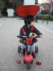 田村月子 公式ブログ/公園へ 画像1