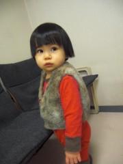 田村月子 公式ブログ/一歳半歯科検診 画像2