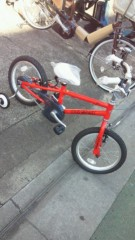 田村月子 公式ブログ/New bicycle! 画像1