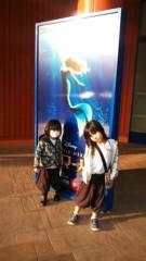 田村月子 公式ブログ/大きくなったらアリエルになる! 画像1