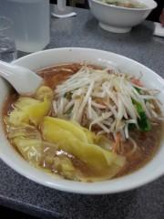 田村月子 公式ブログ/もやしワンタン麺 画像2