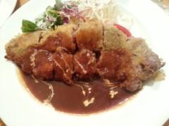 田村月子 公式ブログ/洋食屋さん 画像3