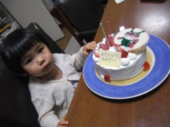 田村月子 公式ブログ/バースデー・イブ 画像2