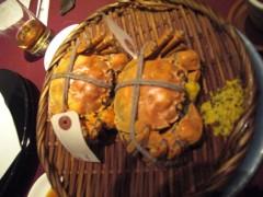 田村月子 公式ブログ/麗しの上海蟹と八景島 画像1