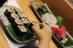 田村月子 公式ブログ/床屋さんとお寿司屋さん 画像1