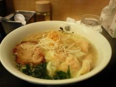 田村月子 公式ブログ/ワンタン麺 画像1