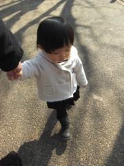 田村月子 公式ブログ/床屋さんとナポリとお散歩 画像3