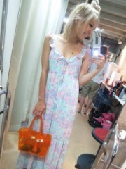 寿るい 公式ブログ/Lilly-Lilly(*^^*)私服 画像3