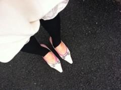 平田弥里 公式ブログ/ピンクの靴 画像1