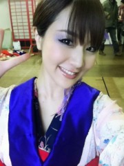 平田弥里 公式ブログ/『港崎遊廓』公演初日! 画像2
