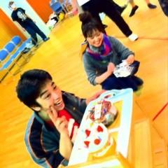 平田弥里 公式ブログ/稽古場サプライズ 画像2