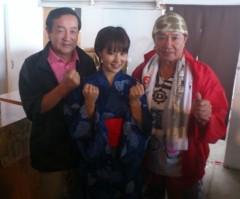平田弥里 公式ブログ/浴衣どう? 画像2