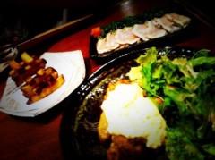 平田弥里 公式ブログ/稽古の合間に 画像3