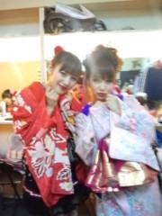 平田弥里 公式ブログ/舞台裏からこんにちは1。〜港崎遊廓 画像3