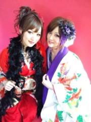 平田弥里 公式ブログ/滝ありさちゃんと♪ 画像1