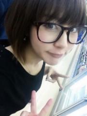 平田弥里 公式ブログ/今日の眼鏡さん 画像2