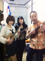 平田弥里 公式ブログ/ウクレレセッション♪ 画像3