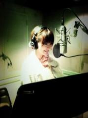 平田弥里 公式ブログ/レコーディング 画像2