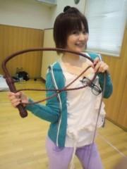 平田弥里 公式ブログ/武器を手に入れた! 画像3