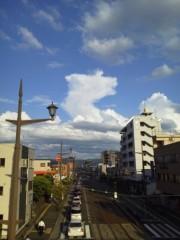 高橋龍之介 公式ブログ/馬の形した雲 画像1