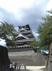 高橋龍之介 公式ブログ/熊本城がちかい 画像1
