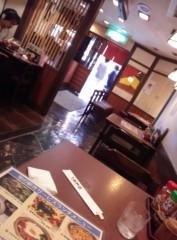 高橋龍之介 公式ブログ/今は外でお食事 画像2