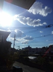 高橋龍之介 公式ブログ/夕方の空 画像1
