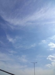高橋龍之介 公式ブログ/今日の空 画像1