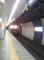 高橋龍之介 公式ブログ/今代々木八幡に着きました 画像1