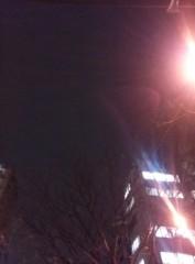 高橋龍之介 公式ブログ/昨日の夜の空 画像2