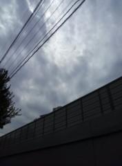 高橋龍之介 公式ブログ/いきなり雲ってきた 画像2