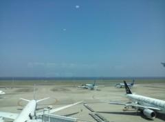 高橋龍之介 公式ブログ/昨日の羽田空港 画像2