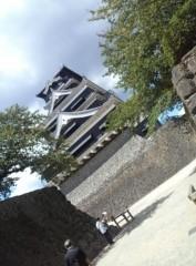 高橋龍之介 公式ブログ/熊本城がちかい 画像2