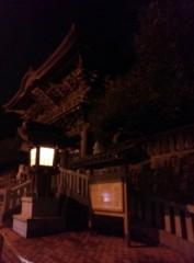 高橋龍之介 公式ブログ/健軍神社 画像1