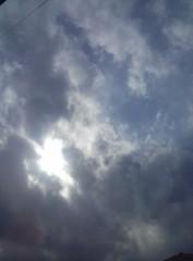 高橋龍之介 公式ブログ/今空を撮ったよ 画像2