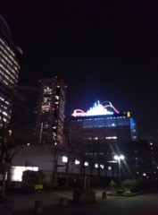 高橋龍之介 公式ブログ/昨日の稽古後の夜の写真 画像1