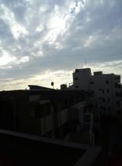 高橋龍之介 公式ブログ/今日の夕陽 画像2