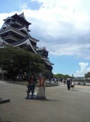 高橋龍之介 公式ブログ/熊本城天守閣♪ 画像3