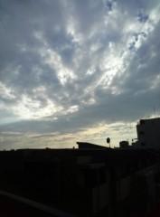 高橋龍之介 公式ブログ/今日の夕陽 画像1